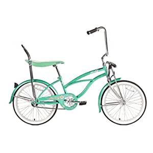 Amazoncom  J Bikes By Micargi Hero 20quot Girls Kids Low Rider Beach Crui