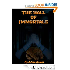 The Hall of Immortals (Space Hotel Series)