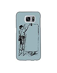 SANSUNG GALAXY S7 nkt-04 (21) Mobile Case by oker