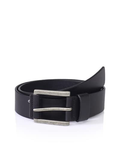 J.Campbell Los Angeles Men's Leather Bar Belt