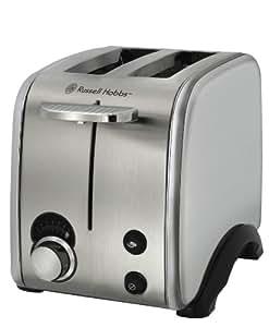 Russell Hobbs TR0001SC 2-Slice Toaster, Stainless Steel