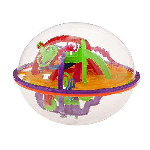 Perplexus Casse-têtes 3D Labyrinthe Balle Jouet Jeux Éducatif Jouet D'enfant Cadeau Anniversaire