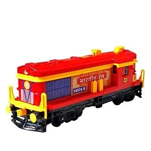 Centy Locomotive Engine- Red