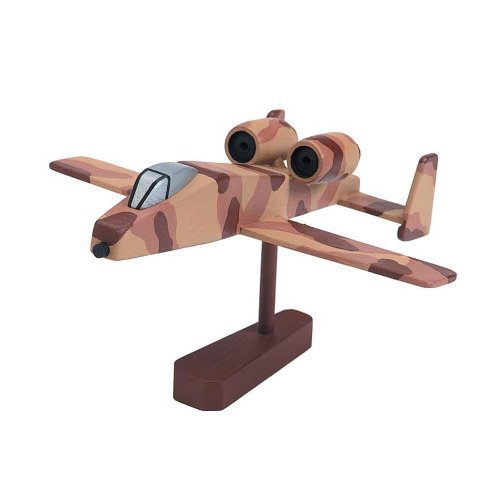 Darice 9178-97 Wooden Bomber Model Kit