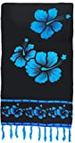 Bright Floral Print Sarong