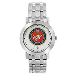 US Marines Suntime Dynasty Mens Watch - NCAA College Athletics