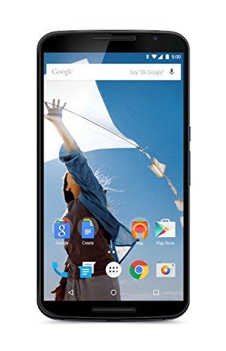 Motorola Google Nexus 6 32GB SIM-Free Smartphone