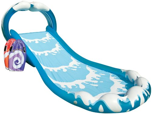Intex Surf 'N Slide Inflatable Play Center, 174