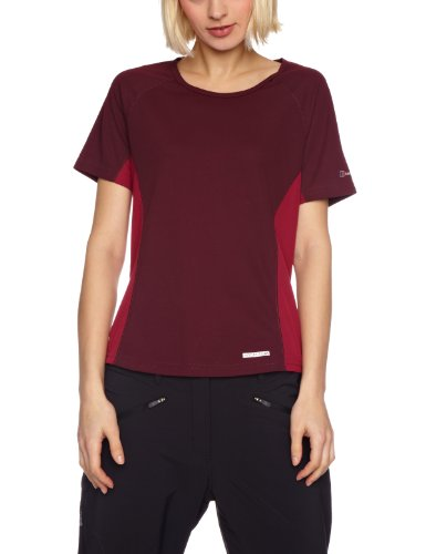 Berghaus Relaxed Short Sleeve Women's Baselayer
