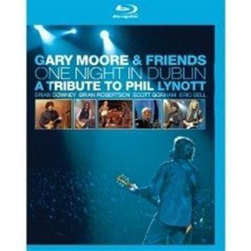 Gary Moore & Friends: One Night In Dublin / Гэри Мур и друзья: Одна ночь в Дублине (2005)