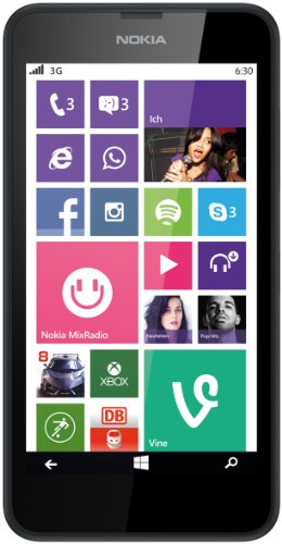 Nokia Lumia 630 Single-SIM Smartphone