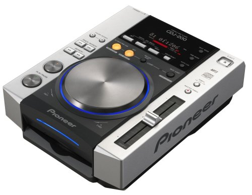 Why Should You Buy Pioneer CDJ-200 Pro Cd/Mp3 Player