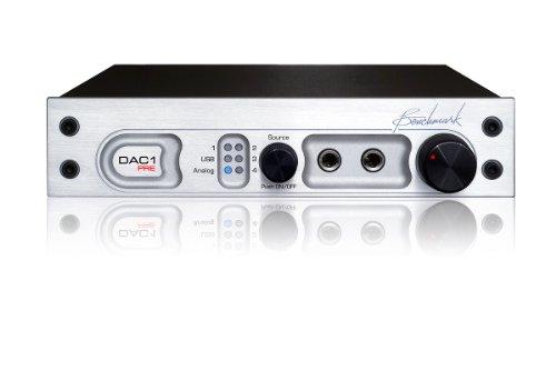 Benchmark - Dac-1 Pre - Preamplifier / Dac / Headphone Amp