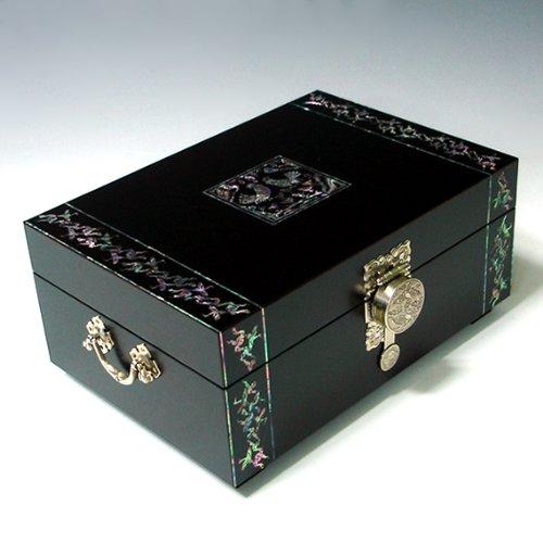 Decorative Boxes That Lock : Key boxes decorative cabinet wood diy