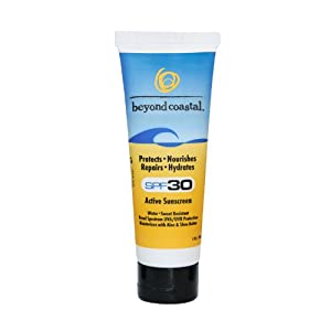 Beyond Coastal Active Spf 30 Sunscreen