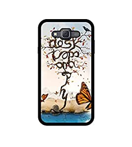 Ebby Back Cover for Samsung Galaxy J5