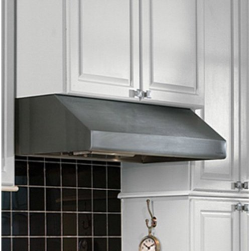 Vent-A-Hood Vent-A-Hood 42W In. Nouveau Under Cabinet Range Hood, Silver