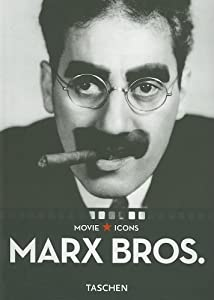 Cover of &quot;Marx Bros. (Movie Icons)&quot;