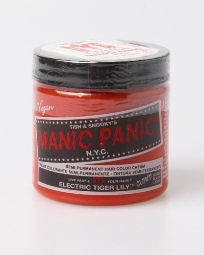 Manic Panic Electric Tiger Lily Cream Hair Dye