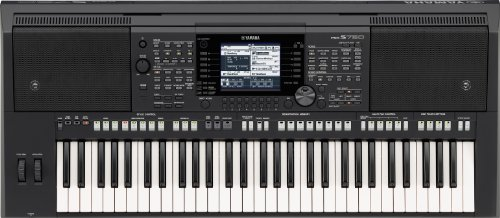 Yamaha Psr Series Psrs750 61-Key Portable Keyboard