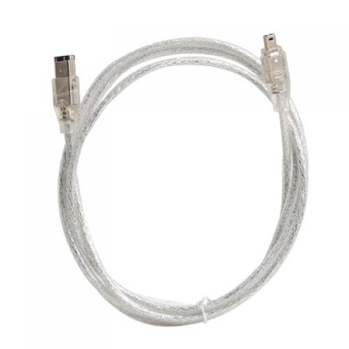 ieee-1394-firewire-ilink-dv-cable-4-broches-a-6-broches-m-m-4-ft