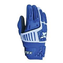 Xprotex Adult MASHR 2014 Batting Gloves, Royal, Medium by Xprotex