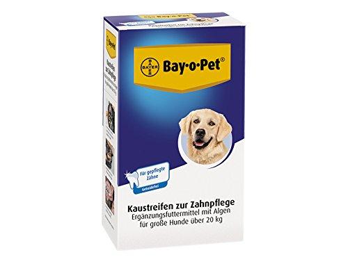 Artikelbild: Bayer Mouth Guard 33267 Bay-o-Pet Zahnpflege Kaustreifen großer Hund 140 g