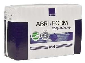 Abena 43063 Abri Form X- Plus Premium - Pañales para adultos (talla M)