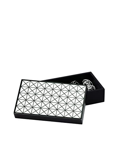 Torre & Tagus Diamond Deco Pattern Box