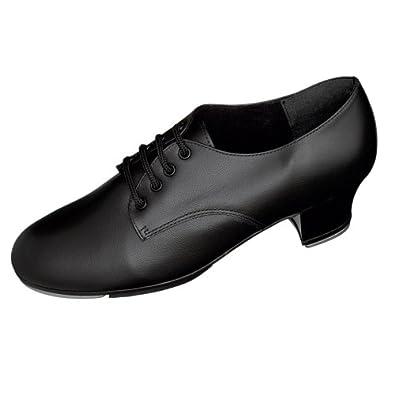 capezio cg54 black westend 2 oxford tap shoe medium fit