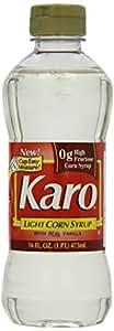 Karo Light Corn Syrup, 16 fl oz