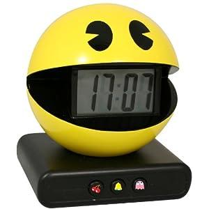 PAC-MAN パックマン Alarm Clock(アラームクロック)【並行輸入】