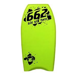 Buy 662 Sixsixtwo Splash Bodyboard, 36-Inch by 662