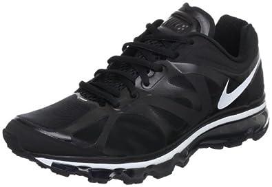 Nike Air Max+ 2012 Black/Black/Pure Platinum, 11.5 US