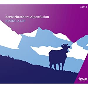 Karberbrothers Alpenfusion - Rising Alps