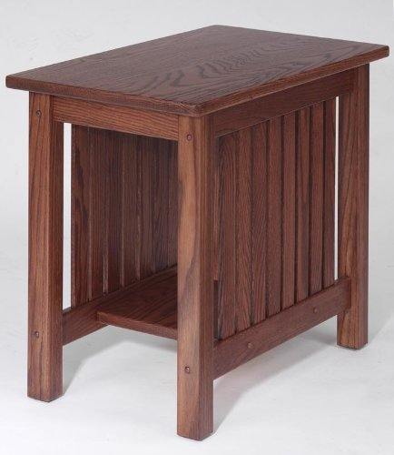 Buy low price 4531 solid oak mission end table b003irm1ta for 1 oak las vegas table prices