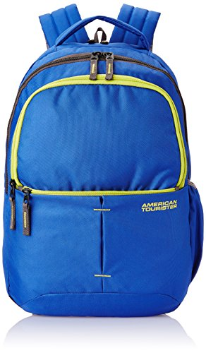 American-Tourister-18-Liters-Blue-and-Lime-Casual-Backpack-45W-0-09002