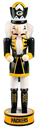 NFL Green Bay Packers 14 Holiday Nutcracker