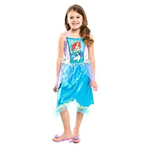 Disney Princess Ariel Light up Dress (8)