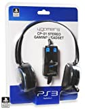 4Gamers Officially Licensed CP-01 Stereo Gaming Headset  (PS3)