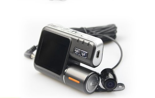 DBPOWER Multifunction HD Car Vehicle RecorderWith 16GB TF