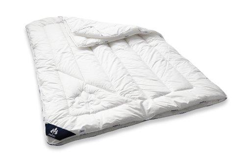 Badenia Bettcomfort 03649260140 4-Jahreszeiten-Steppbett Irisette de luxe 135 x 200 cm weiß thumbnail