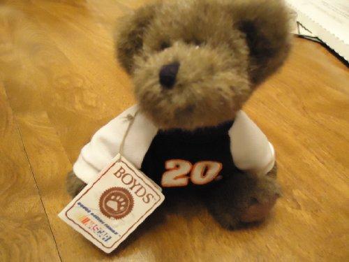 Boyd's Bear Nascar Tony Stewart 20 T-Shirt Plush