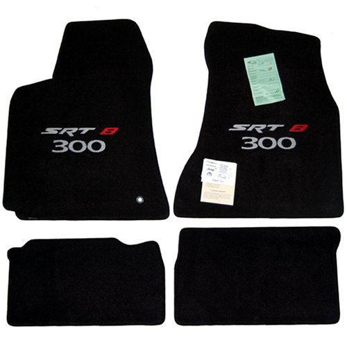 Black 2005 2006 2007 2008 2009 2010 Chrysler 300c: Order Online Chrysler 300 300C SRT8 Floor Mats 2005 2006
