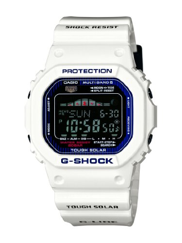 [カシオ]CASIO 腕時計 G-SHOCK G-LIDE 世界6局電波ソーラーウォッチ タイドグラフ&ムーンデータ搭載 GWX-5600C-7JF メンズ