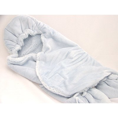 Baby Cozy Wrap in Blue - 1