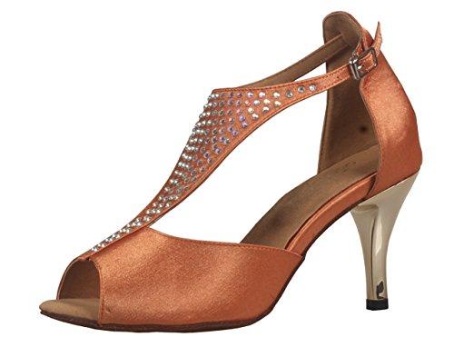 Bronze High Heels