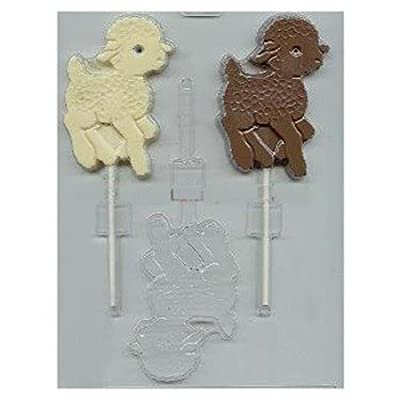 Lamb Pop Candy Mold