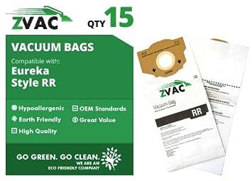 Eureka Paper Bag Style T 3Pk Micro Filtration Envi