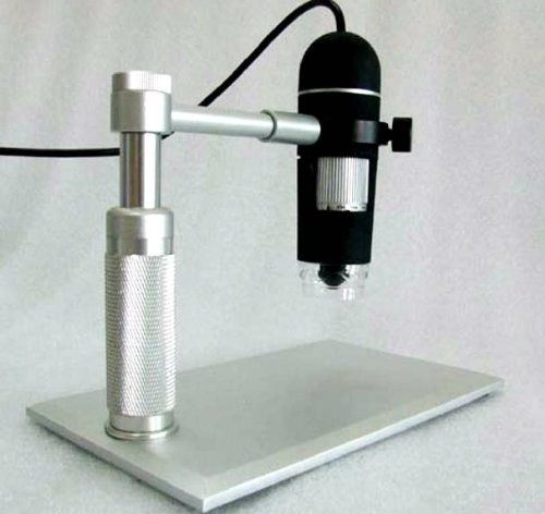 Aluminum Bracket For Hd Microscope Endoscope Magnifier Camera